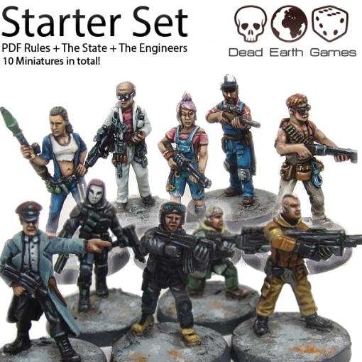 Starter Set - State and Engineers